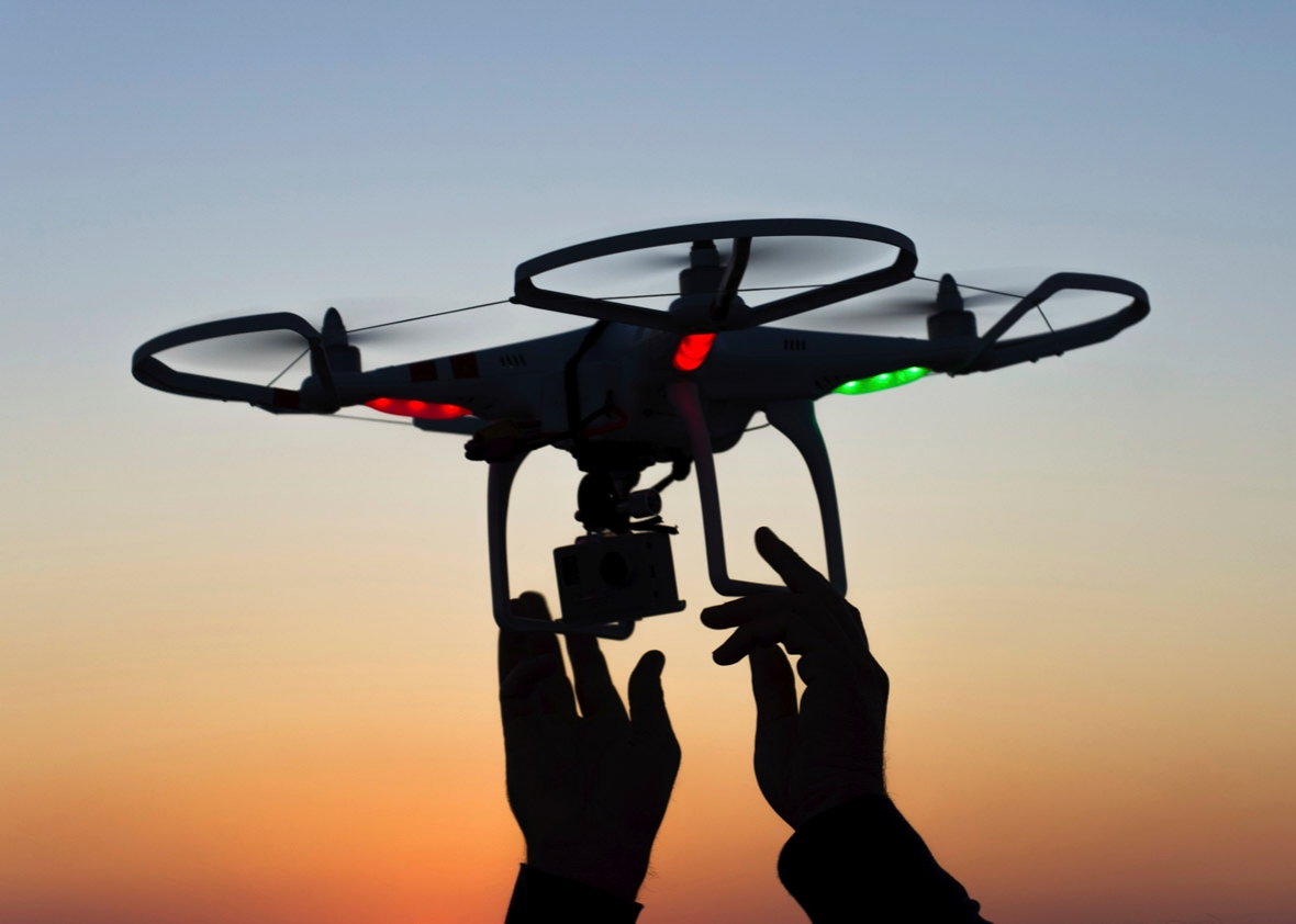 cool drones