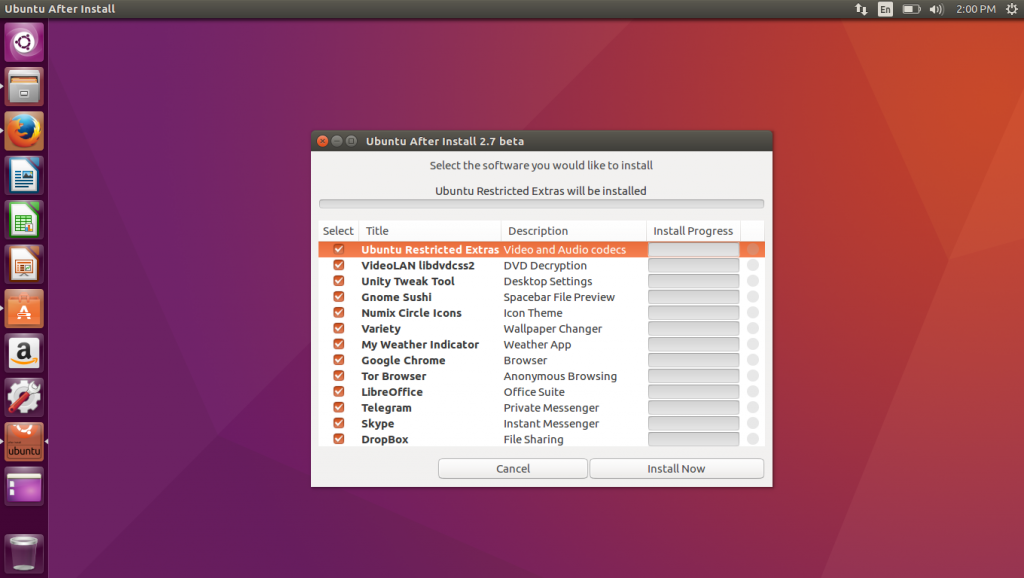 What to do after installing Ubuntu