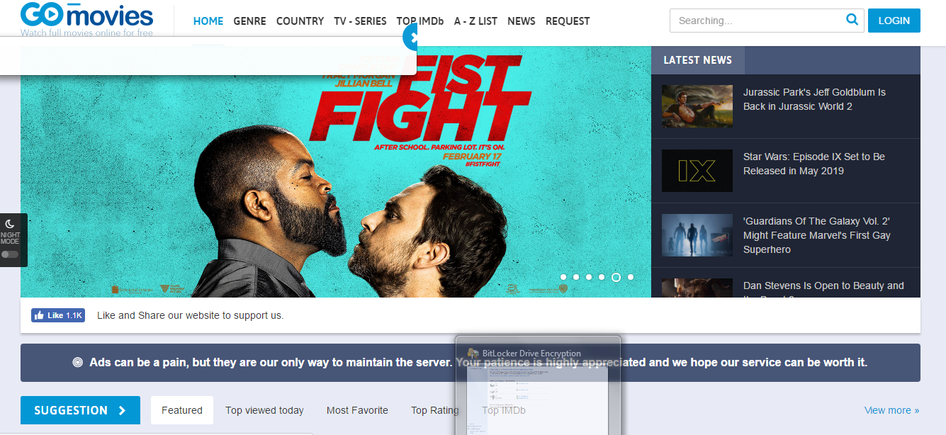 go movies official website