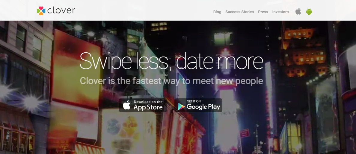 Which dating apps are most successful