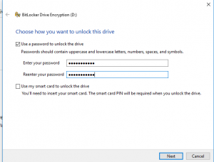 windows full disk encryption