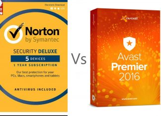 Avast VS Norton