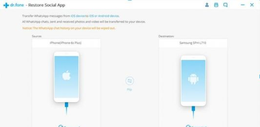 transfer whatsapp from iphone to iphone android